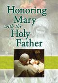 Honoring Mary with the Holy Father