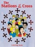 Stations of Cross Col and Act Book - Daughters of St Paul - Paperback