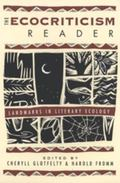 Ecocriticism Reader Landmarks in Literary Ecology