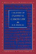 The Spirit of Classical Canon Law (The Spirit of the Laws)