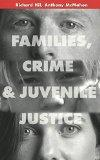 Families, Crime and Juvenile Justice (Adolescent Cultures, School & Society)