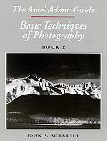 Ansel Adams Guide Basic Techniques of Photography  Book 2