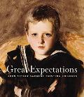Great Expectations John Singer Sargent Painting Children