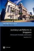Judiciary-Led Reforms in Singapore Framework, Strategies, and Lessons