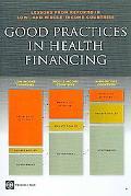 Good Practices in Health Financing