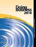 Doing Business 2010: Reforming through Difficult Times