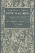 Collected Letters of George Gissing 1902-1903