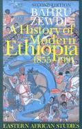 History of Modern Ethiopia, 1855-1991
