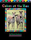 Big Book: Colors at the Zoo
