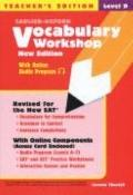 Vocabulary Workshop 2005: Level D