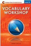 Vocabulary Workshop Enriched Edition Level G 2012