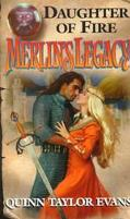 Daughter of Fire: Merlin's Legacy