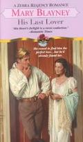 His Last Lover - Mary Blayney - Mass Market Paperback