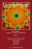 Chaos and Fractals: The Mathematics Behind the Computer Graphics (Proceedings of Symposia in...