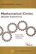 Mathematical Circle (Russian Experience)