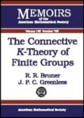 Connective K-Theory of Finite Groups