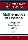 Mathematics of Finance 2003 Ams-Ims-Siam Joint Summer Research Conference on Mathematics of ...