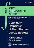 Convexity Properties of Hamiltonian Group Actions (CRM Monograph Series)