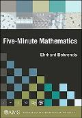 Five-Minute Mathematics