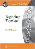 Beginning Topology