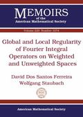 Global and Local Regularity of Fourier Integral Operators on Weighted and Unweighted Spaces