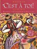 C'est A Toi!: Grammer and Vocabulary Exercises, Level 1, Revised Edition (French Edition)