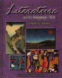 Literature And The Language Arts: Exporing Literature (Emc Masterpiece)