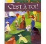 C Est a Toi: Level 2 Grammar and Vocabulary Exercises (French Edition)