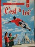 C'est a Toi Workbook: Level 1 (French Edition)