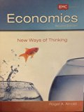 Economics: New Ways of Thinking