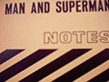 Shaw Man and Superman Notes