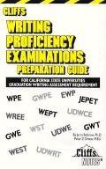 Cliffs Test Prep Writing Proficiency Examinations