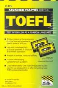 Advanced Practice for the TOEFL, Vol. 2 - Cliffs Notes Staff - Audio - Revised, 2 Cassettes