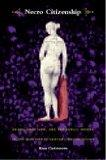Necro Citizenship: Death, Eroticism, and the Public Sphere in the Nineteenth-Century United ...