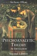 Psychoanalytic Theory An Introduction