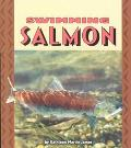 Swimming Salmon