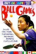 Ball Games: Soccer, Table Tennis, Handball, Hockey, Badminton and Lots, Lots More