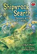 Shipwreck Search Discovery of the H. L. Hunley