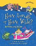 How Long or How Wide? A Measuring Guide