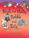 Stroll and Walk, Babble and Talk: More About Synonyms