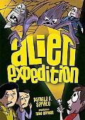 Alien Expedition (Alien Agent)