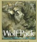 Wolf Pack Tracking Wolves in the Wild