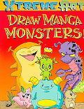 Xtreme Art Draw Manga Monsters!
