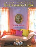 Susan Sargent's New Country Color The Art of Living