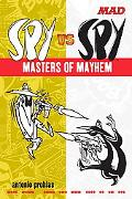 Spy vs Spy Masters of Mayhem (Mad)