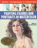 Painting Figures and Portraits in Watercolour