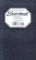 Watson-Guptill Sketchbook Navy Blue Medium Pellaq