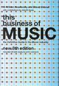 THIS BUSINESS OF MUSIC (W/CD)