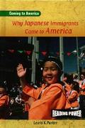 Why Japanese Immigrants Came to America