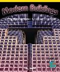 Modern Buildings Identifying Bilateral and Rotational Symmetry and Transformations